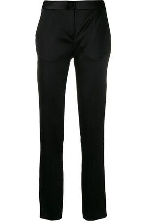 TALBOT RUNHOF Slim-fit tailored trousers