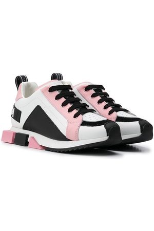 Dolce & Gabbana Colour blocked sneakers