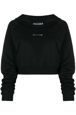 1017 ALYX 9SM Cropped hooded sweatshirt