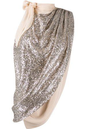 MAGDA BUTRYM Embellished sleeveless top