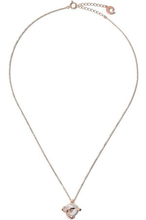 Tasaki 18kt rose gold Aurora pendant necklace