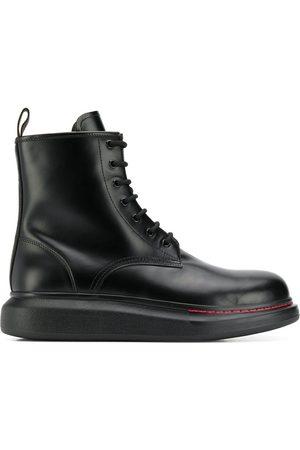 Alexander McQueen Men Boots - Oversized ankle boots
