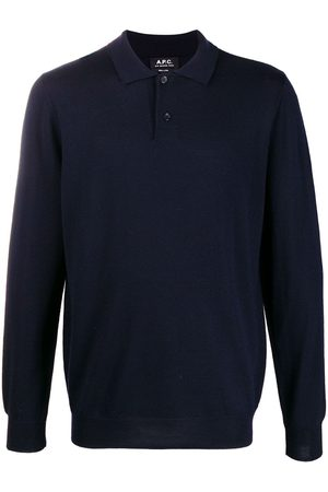 A.P.C Polo neck knitted sweater