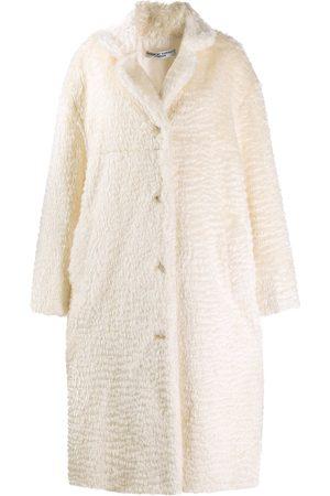 KATHARINE HAMNETT LONDON Velma bio fur coat