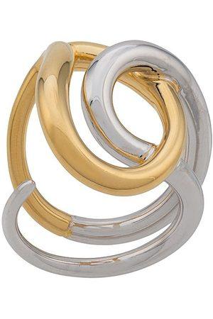 CHARLOTTE CHESNAIS Women Rings - Blaue knot ring