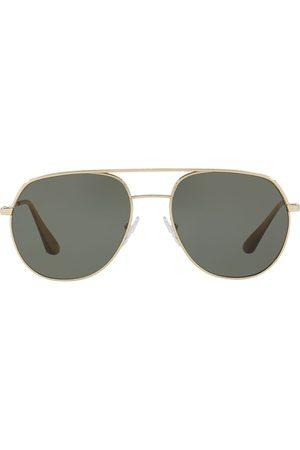 Prada Aviator shapped sunglasses