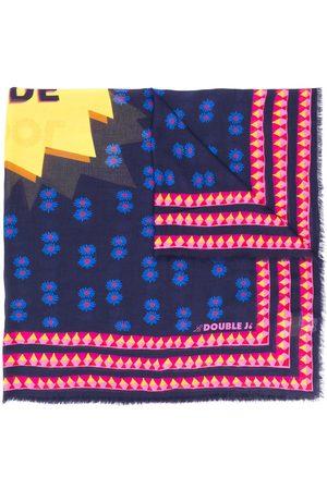 La DoubleJ Women Scarves - Floral print scarf