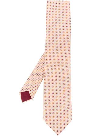 Hermès 2000s patterned tie