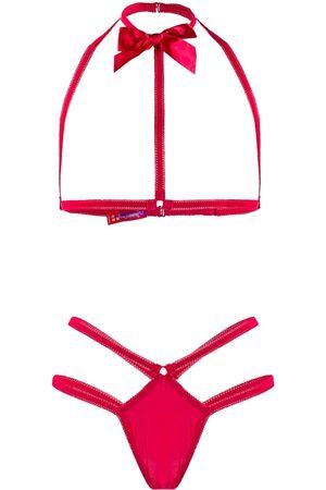 MAISON CLOSE Le Petit Secret Harness set