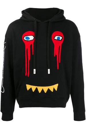 HACULLA Embroidered hoodie