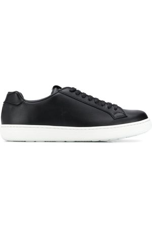 Church's Leather baseball sneakers