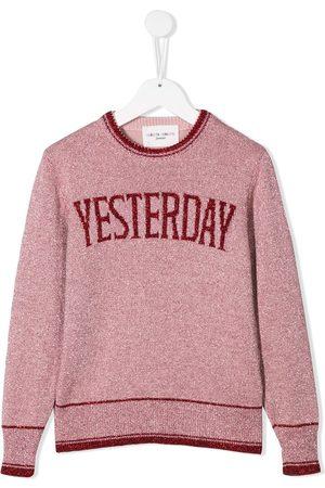 Alberta Ferretti Yesterday' embroidered jumper