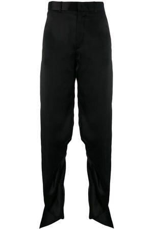 Y / PROJECT Ruffle style palazzo pants