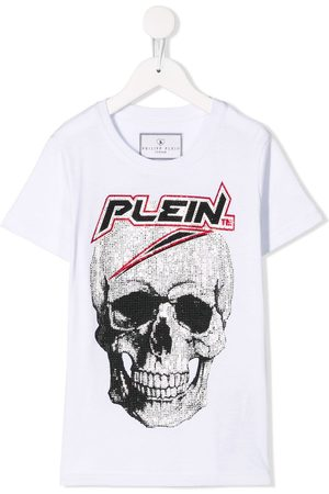 Philipp Plein Round neck T-shirt
