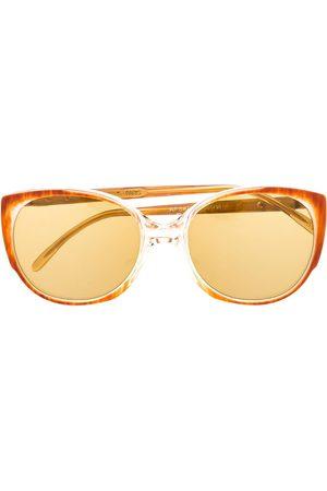 Yves Saint Laurent 1980's cat eye sunglasses