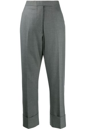 Thom Browne Super 120s Mens Fit Trousers