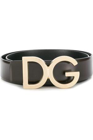 Dolce & Gabbana DG buckle belt