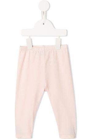 Velveteen Janet elasticated waist leggings