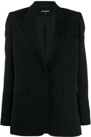 ANN DEMEULEMEESTER Slim-fit blazer