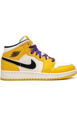 Jordan TEEN Air 1 Retro Mid SE sneakers