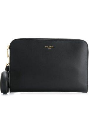 Dolce & Gabbana Logo print clutch bag