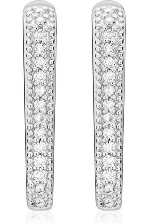 adidas Alta Capture Huggie Diamond earrings