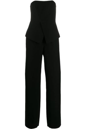 Emporio Armani Off-shoulder jumpsuit