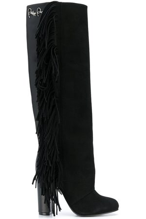 Philipp Plein High Signature boots