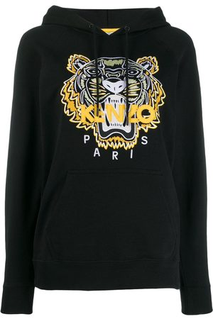 adidas Embroidered Tiger hoodie