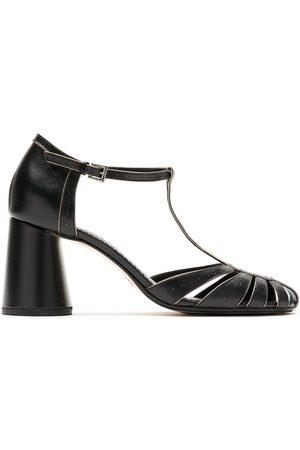 Sarah Chofakian Thiri leather pumps