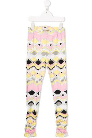 Emilio Pucci All-over print leggings