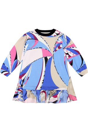Emilio Pucci Sequined printed cotton shirt