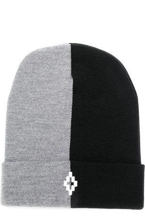 MARCELO BURLON Colour block hat