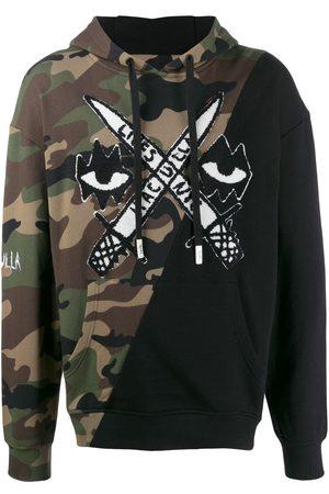 HACULLA Printed cotton hoodie