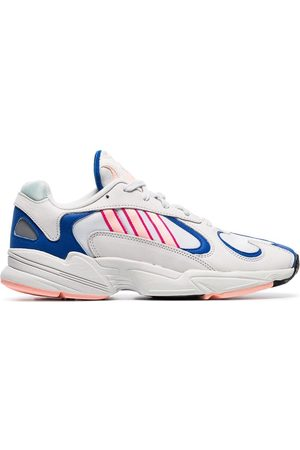 adidas Yung 1 Watermelon leather low-top sneakers
