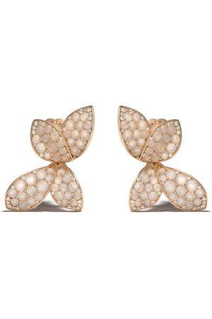 Pasquale Bruni 18kt Giardini Segreti diamond stud earrings