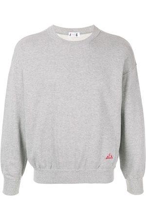 Issey Miyake 1980's Sport Line logo print sweatshirt
