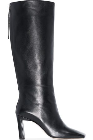 Wandler Isa 85mm knee-high boots