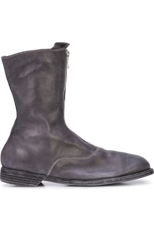 GUIDI Men Boots - Zipped ankle boots