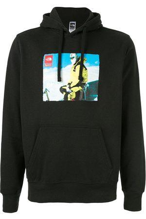Supreme TNF photo hooded sweatshirt