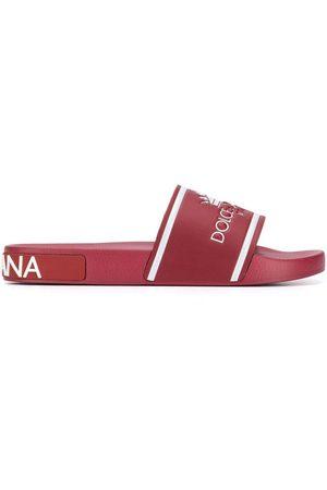 Dolce & Gabbana Open toe slides