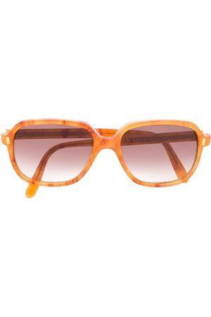 Yves Saint Laurent 1990s square sunglasses