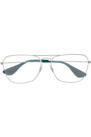 Ray-Ban Men Sunglasses - Aviator frame glasses
