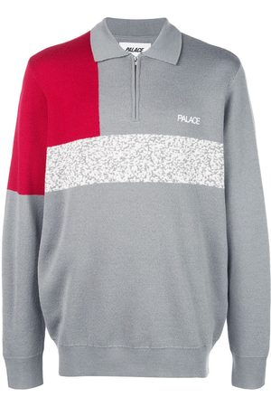 PALACE Half zipped jumper