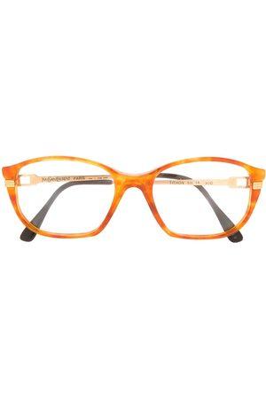 Yves Saint Laurent 1990s square glasses