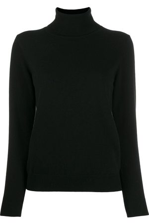 N.PEAL Polo neck sweater