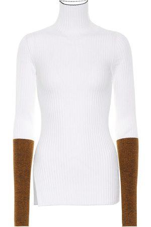 Moncler Genius 2 MONCLER 1952 ribbed turtleneck sweater
