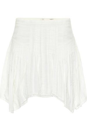 Isabel Marant, Étoile Prandali cotton-voile miniskirt