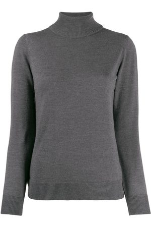 A.P.C Roll-neck fitted sweater