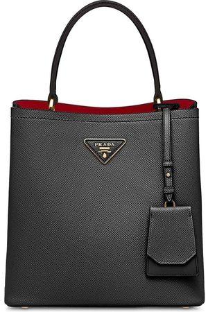 Prada Double Saffiano leather tote